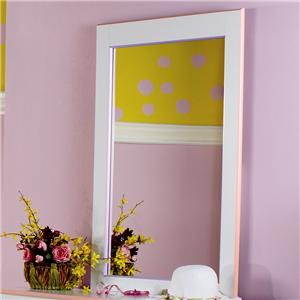 Lang Miami Framed Mirror with Supports