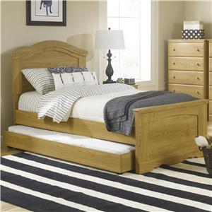 Lang Oak Creek Full Panel Bed