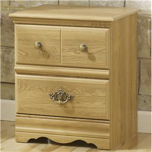 Lang Oak Creek Nightstand