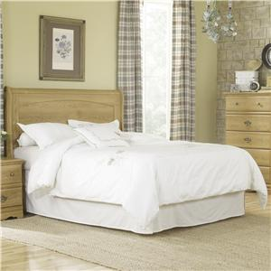 Lang Oak Creek King Sleigh Headboard