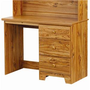 Lang Shaker 3 Drawer Desk