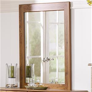 Lang Special Framed Mirror with Supports