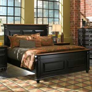 Largo Madison Queen Panel Bed