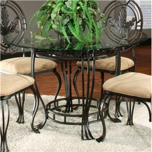 Largo Lanai Round Dining Table