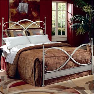 Queen Cutlass Bed