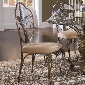 Metal Dining Side Chair