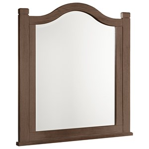 Transitional Arch Mirror