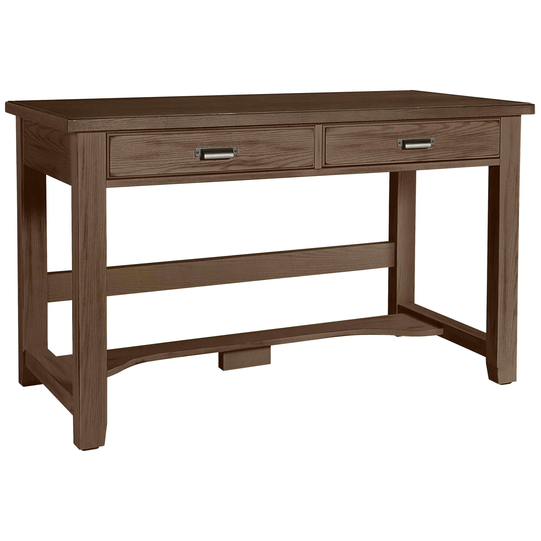 Bungalow Laptop Desk by Vaughan-Bassett at Crowley Furniture & Mattress