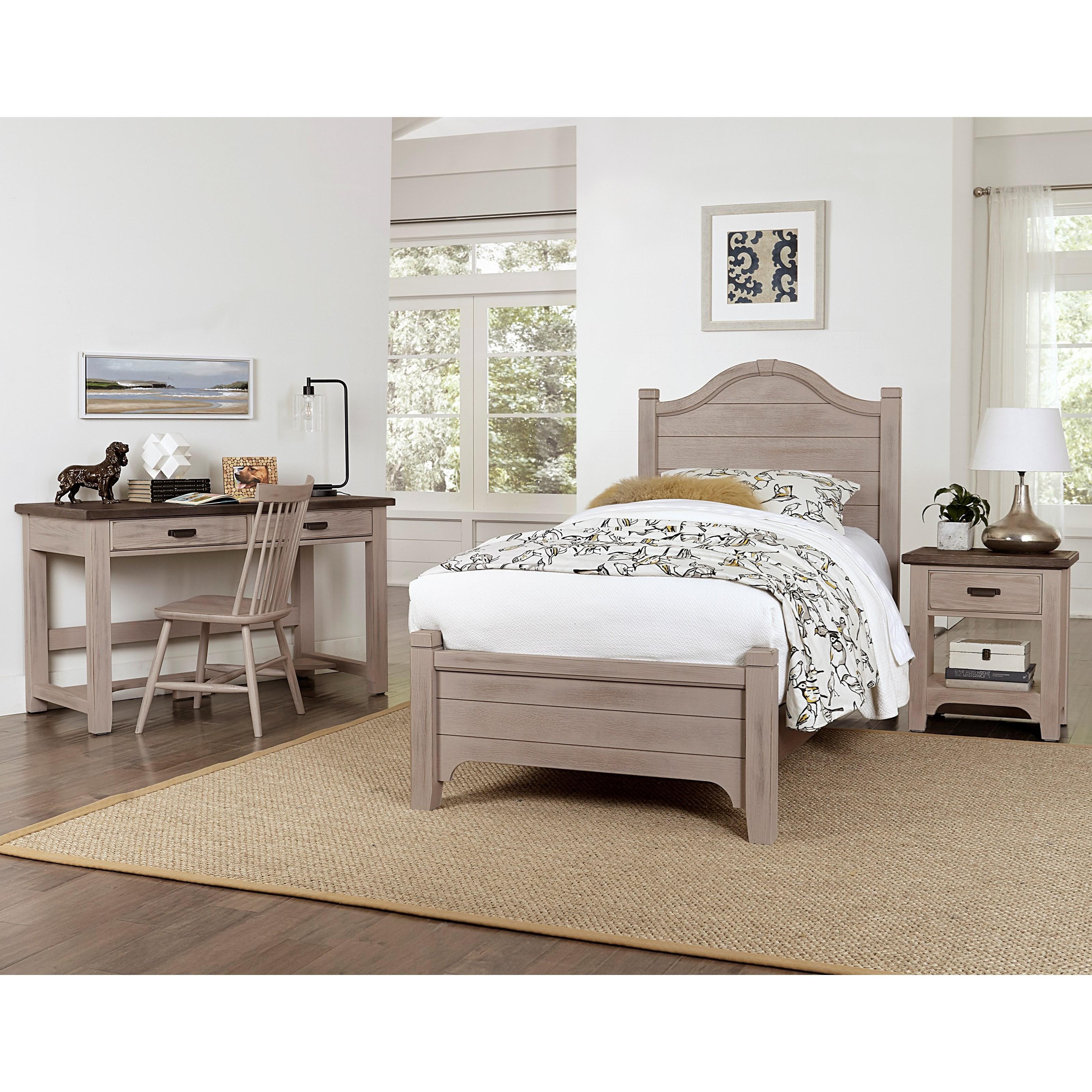 Bungalow Full Bedroom Group by Laurel Mercantile Co. at Belfort Furniture