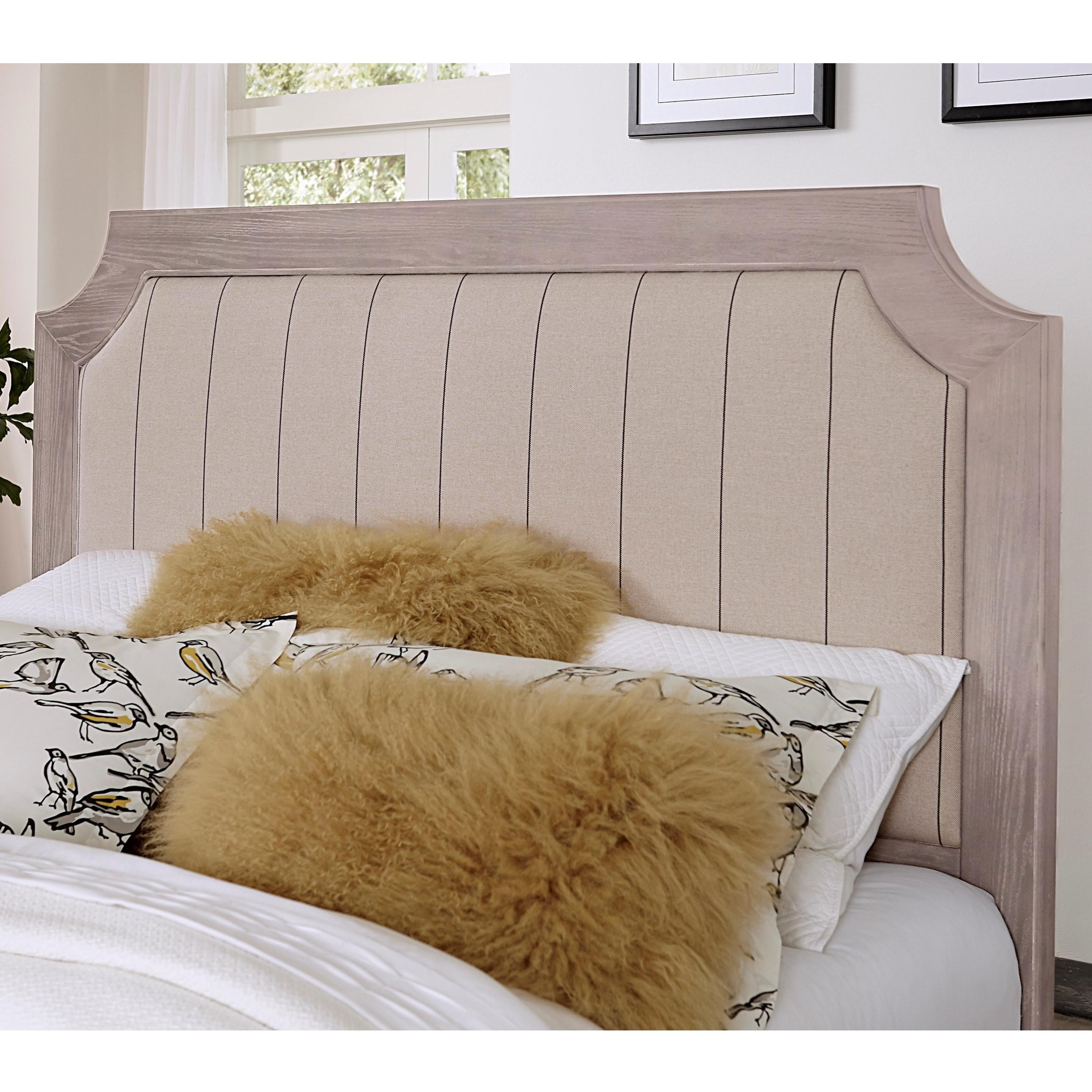 Bungalow Twin Upholstered Headboard by Laurel Mercantile Co. at Johnny Janosik