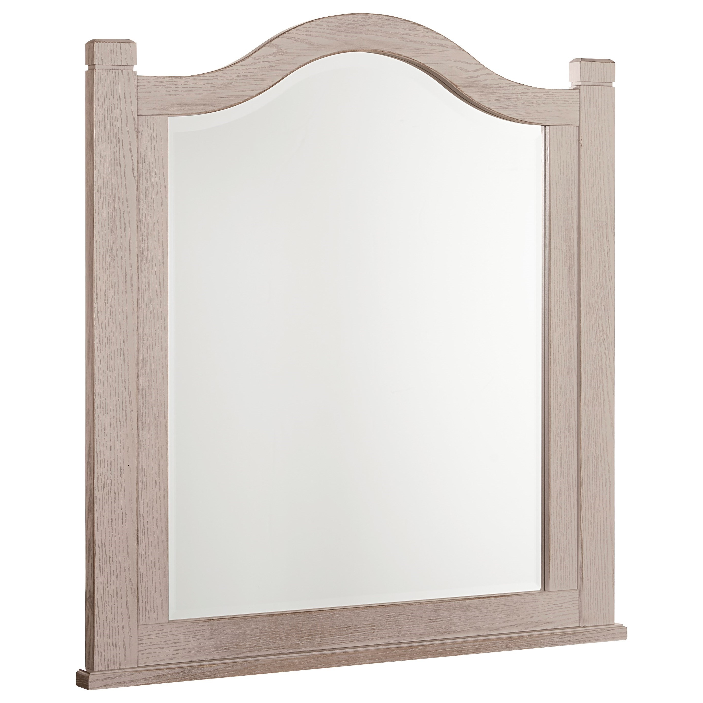 Bungalow Arch Mirror by Laurel Mercantile Co. at Johnny Janosik