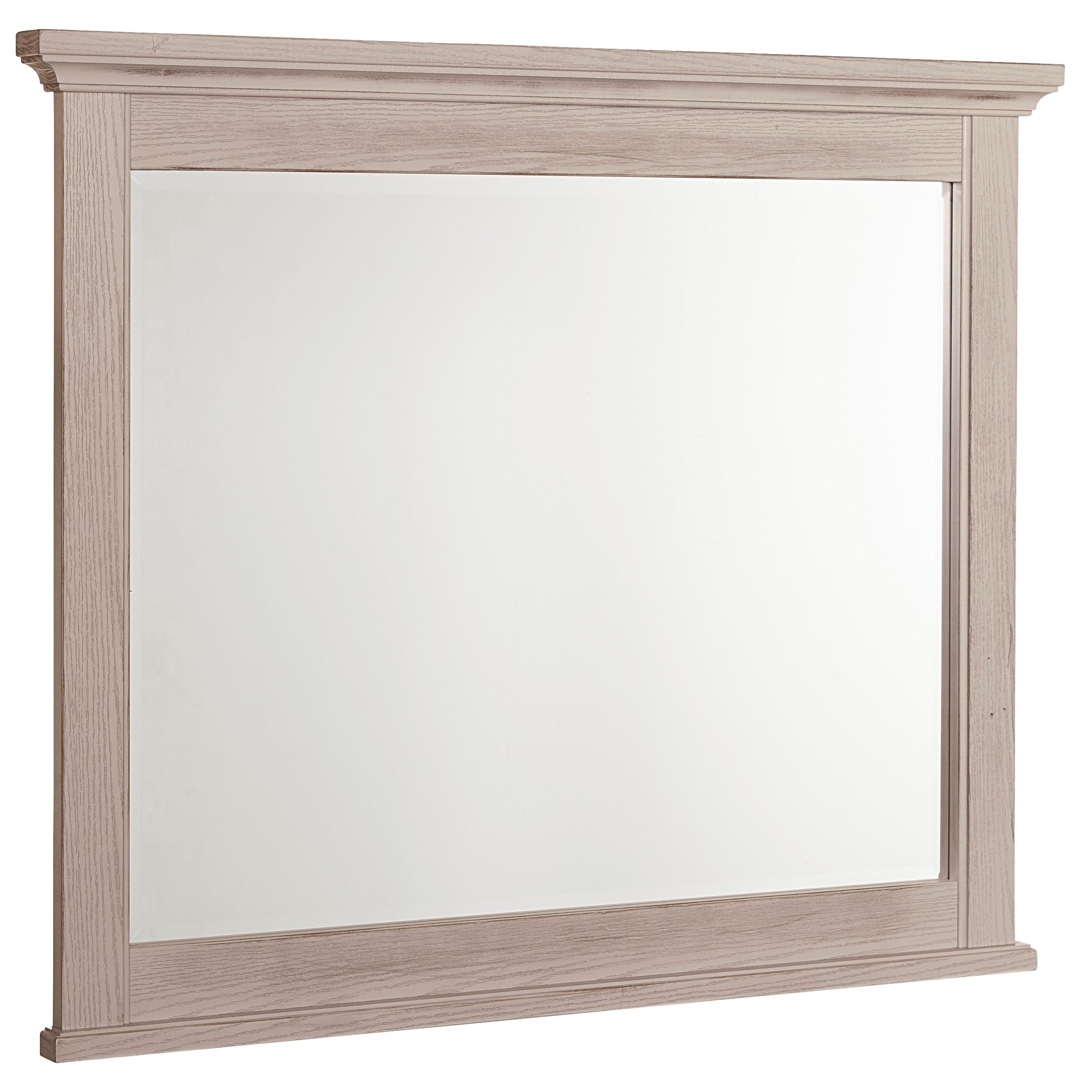 Bungalow Master Landscape Mirror by Laurel Mercantile Co. at Johnny Janosik