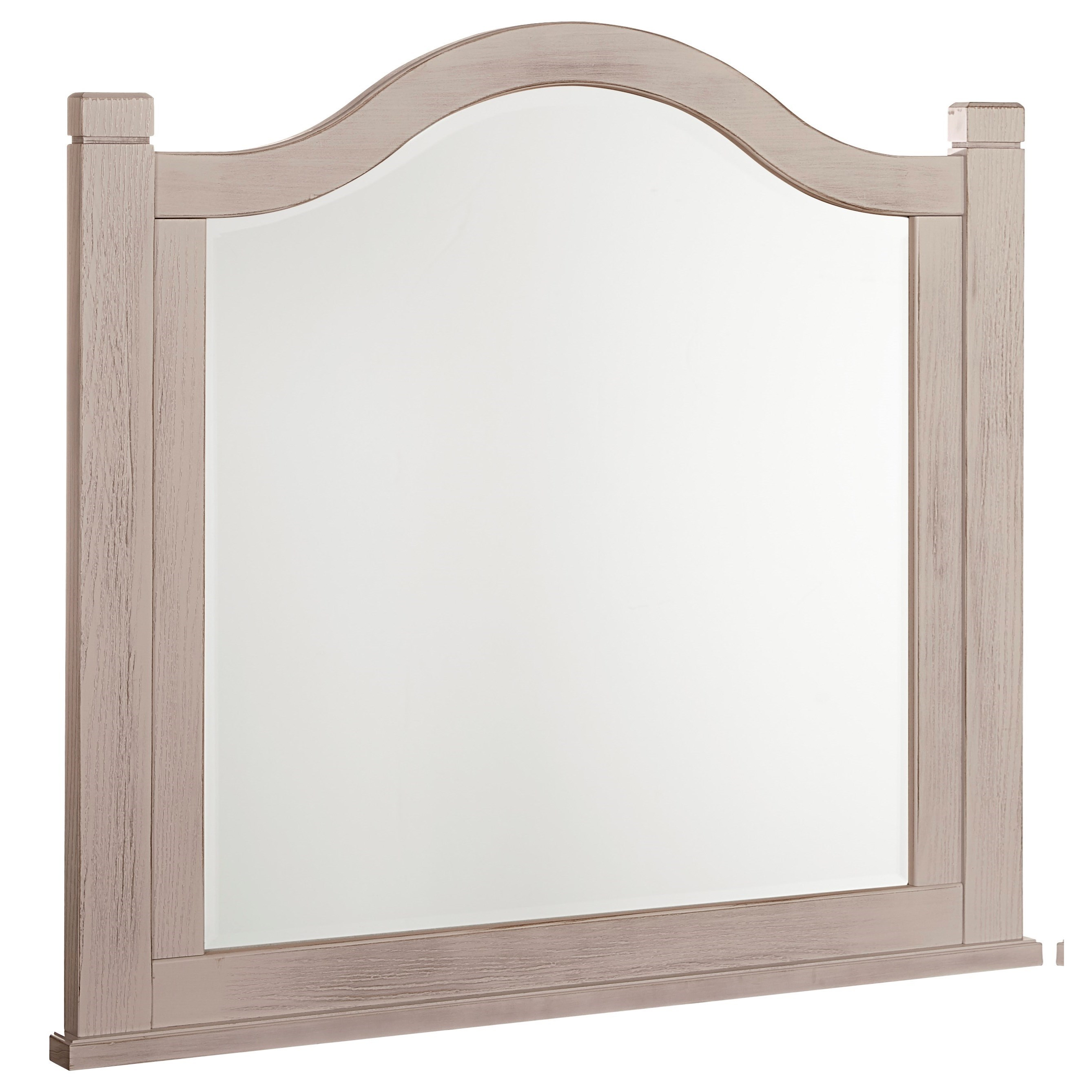 Bungalow Master Arch Mirror by Laurel Mercantile Co. at Suburban Furniture