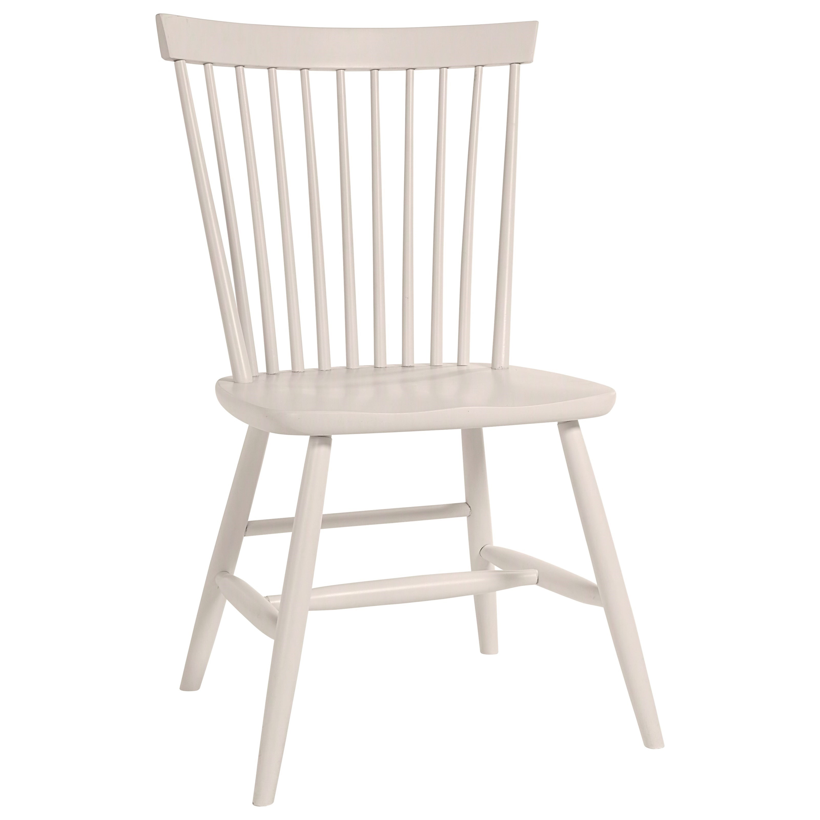 Bungalow Desk Chair by Vaughan-Bassett at Crowley Furniture & Mattress