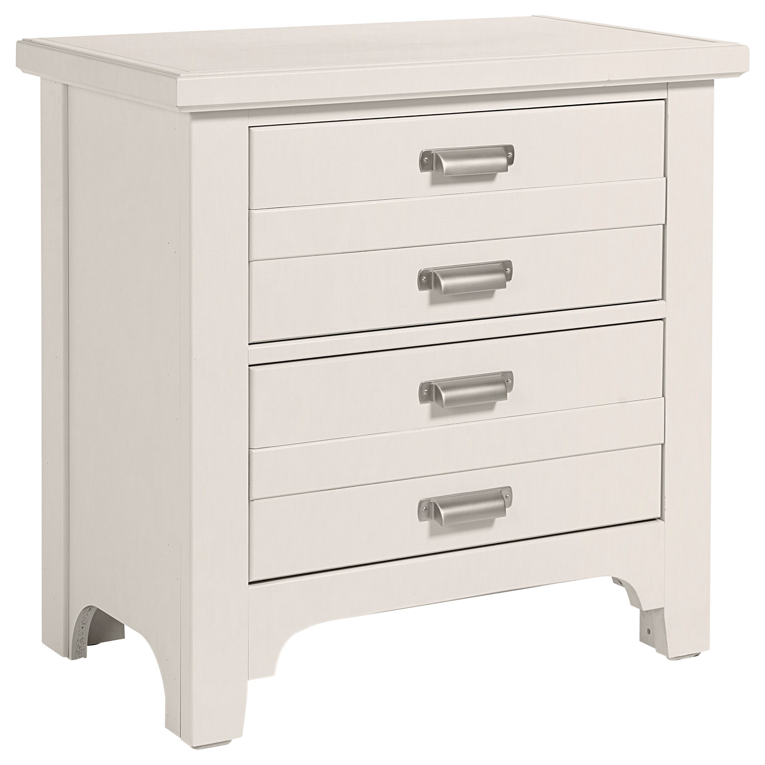 Bungalow Nightstand by Vaughan-Bassett at Crowley Furniture & Mattress