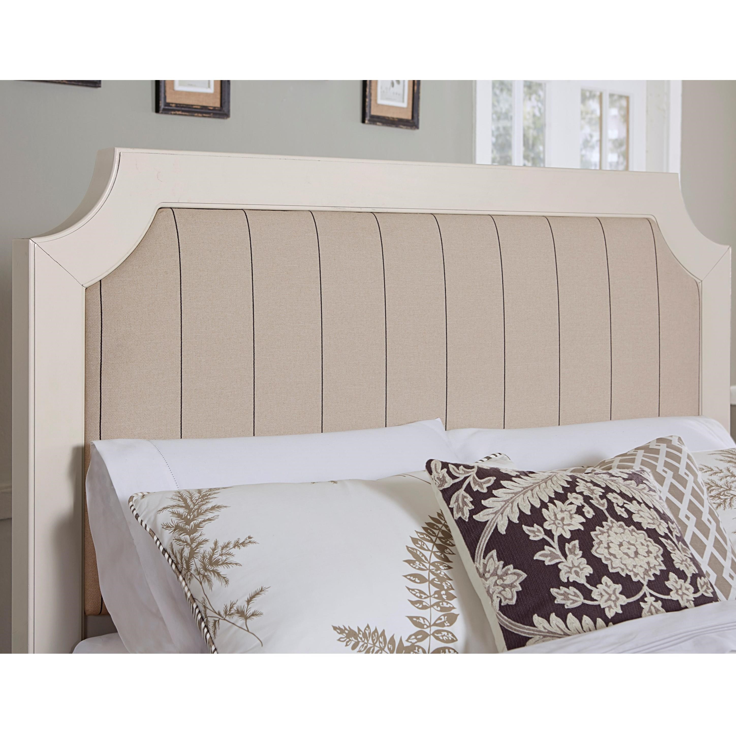 Bungalow Twin Upholstered Headboard by Vaughan-Bassett at Crowley Furniture & Mattress
