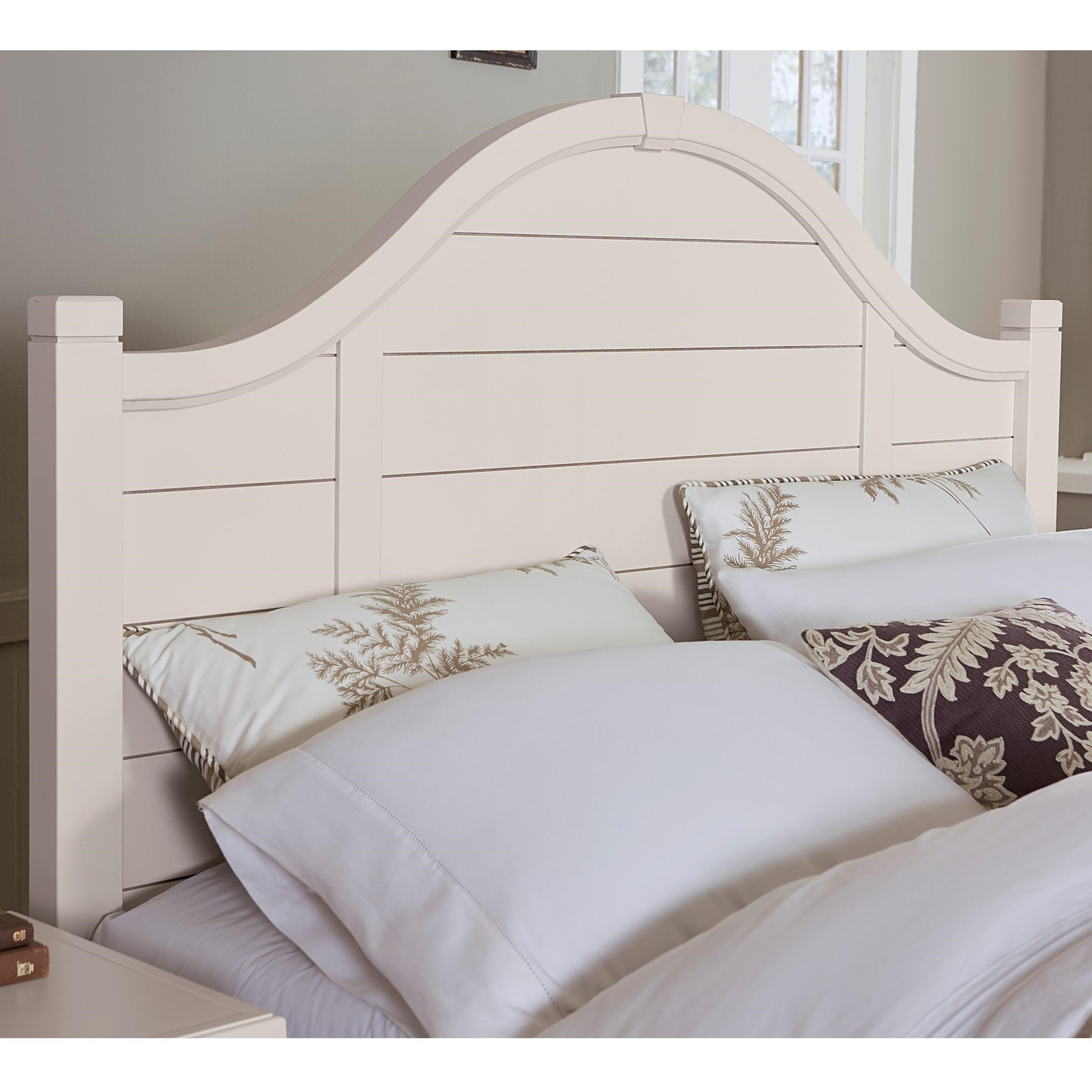 Bungalow Full Arch Headboard by Laurel Mercantile Co. at Suburban Furniture