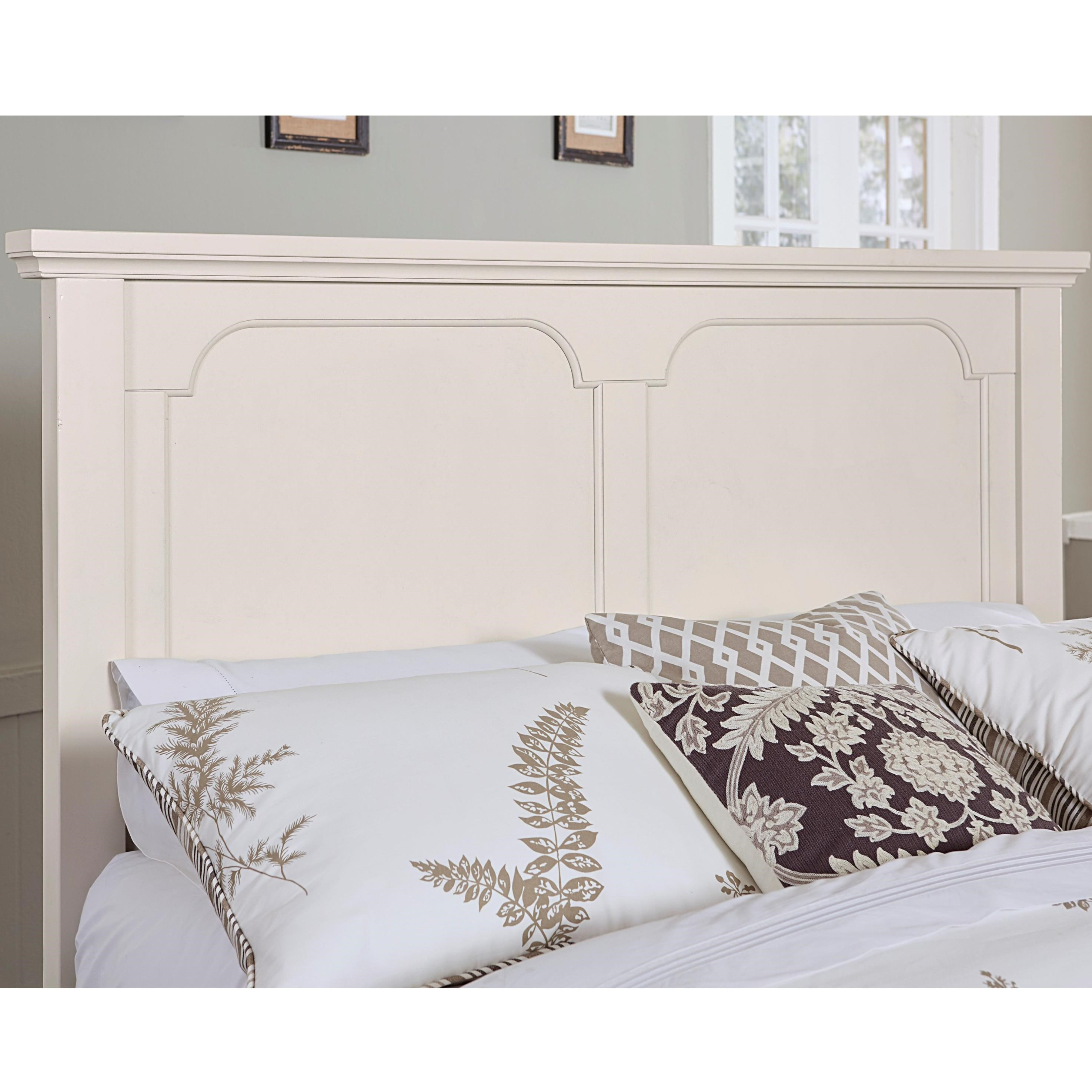 Bungalow Queen Panel Headboard by Laurel Mercantile Co. at Esprit Decor Home Furnishings
