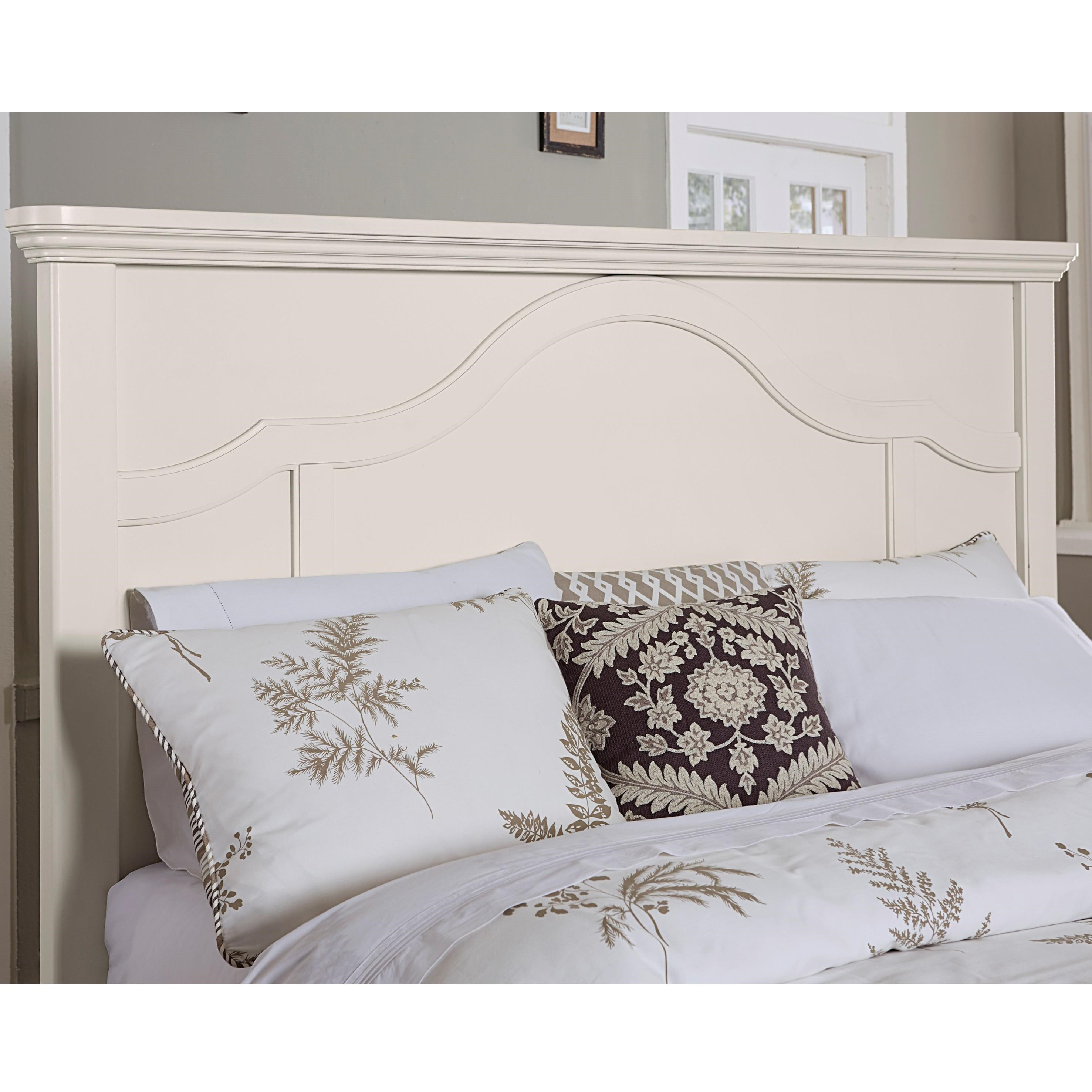 Bungalow King Mantel Headboard by Laurel Mercantile Co. at Johnny Janosik