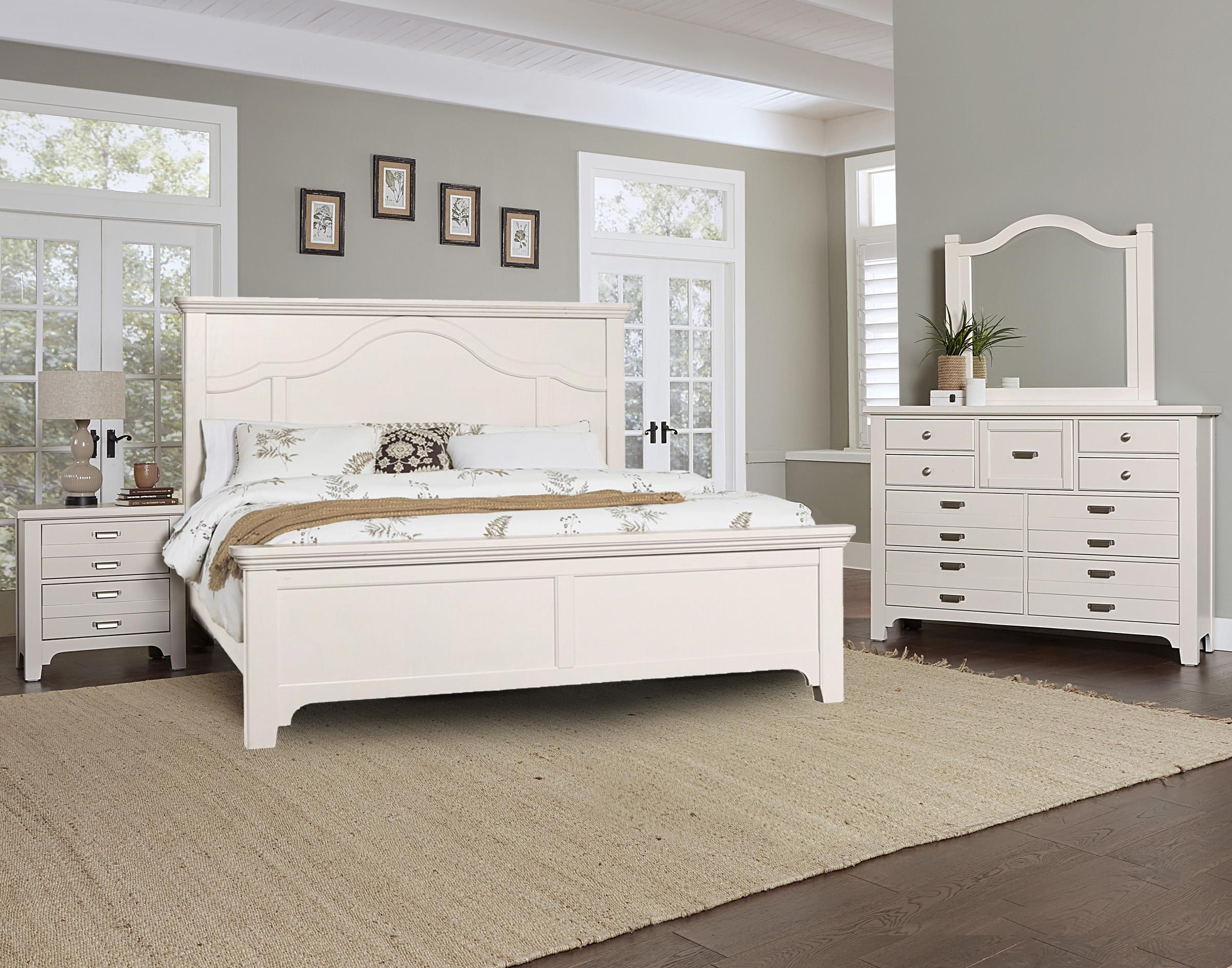 Bungalow 4-Piece Queen Bedroom by Laurel Mercantile Co. at Ruby Gordon Home