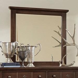 Relaxed Vintage Dresser Mirror
