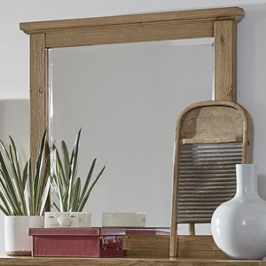 Relaxed Vintage Dresser Mirror