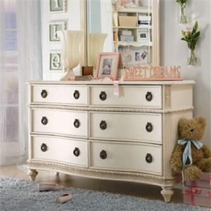 Lea Industries Emma's Treasures Double Dresser