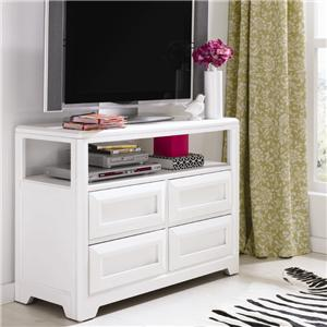 Lea Industries Elite - Reflections Media Cabinet