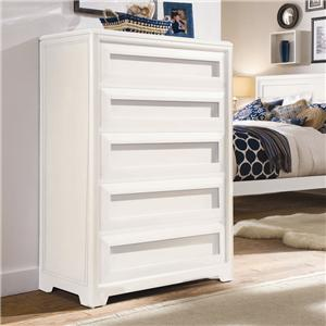 Lea Industries Elite - Reflections Drawer Chest