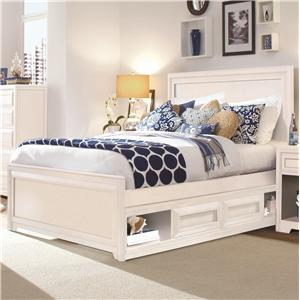 Lea Industries Elite - Reflections Twin Captain's Bed