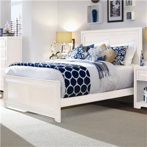 Lea Industries Elite - Reflections Twin Panel Bed