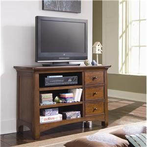 Lea Industries Elite - Crossover Media Cabinet