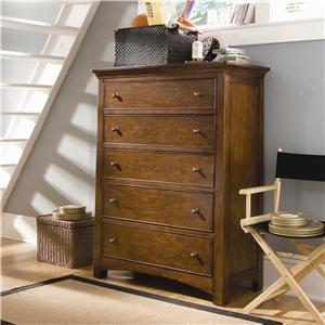 Lea Industries Elite - Crossover Drawer Chest