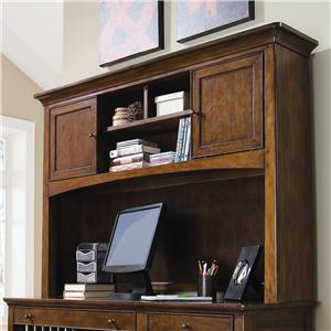 Lea Industries Elite - Crossover Desk Hutch