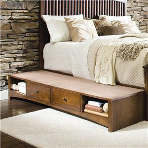 Lea Industries Elite - Crossover Queen Underbed Storage