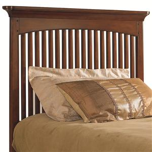 Lea Industries Elite - Crossover Twin Slat Headboard