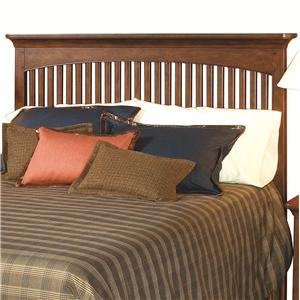 Lea Industries Elite - Crossover Full Slat Headboard