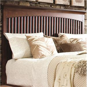 Lea Industries Elite - Crossover King Slat Headboard