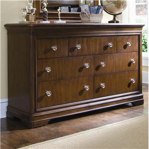 Lea Industries Elite - Classics 7 Drawer Dresser