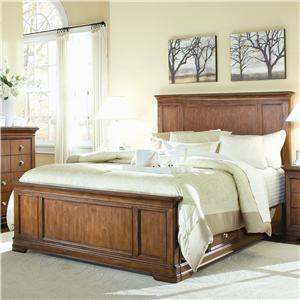 Lea Industries Elite - Classics Twin Panel Storage Bed