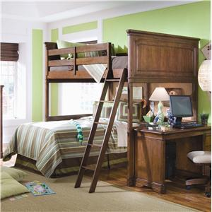 Lea Industries Elite - Classics Full Loft Bed