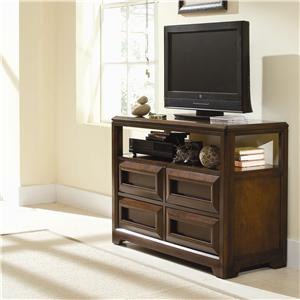 Lea Industries Elite - Expressions Media Cabinet