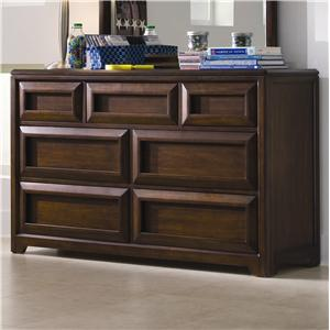Lea Industries Elite - Expressions Drawer Dresser