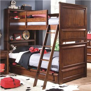 Lea Industries Elite - Expressions Storage Bunk Bed