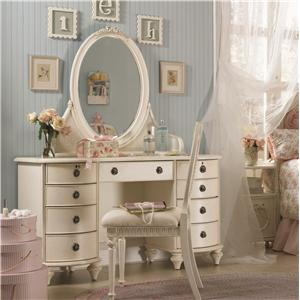 Lea Industries Emma's Treasures Vanity