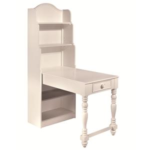 Lea Industries Hannah Bookcase Desk