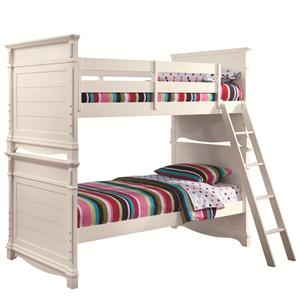 Lea Industries Hannah Twin Bunk Bed