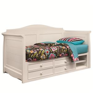 Lea Industries Hannah Twin Daybed with Storage
