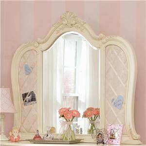 Lea Industries Jessica McClintock Romance Ribbon-Board Mirror