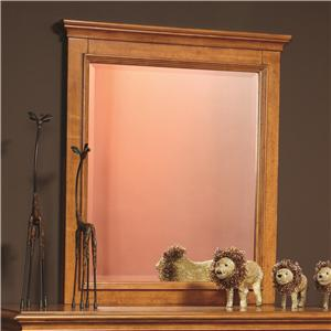 Lea Industries Willow Run Landscape Mirror